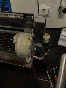 Durante Manutenção na Oficina da IT AR Condicionado