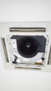 Durante Manutenção na Empresa com a IT AR Condicionado